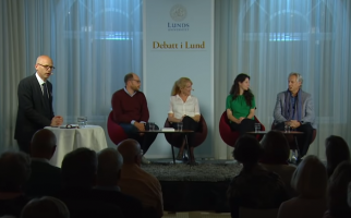 Debatt i Lund - Vem kan man lita på? 2018
