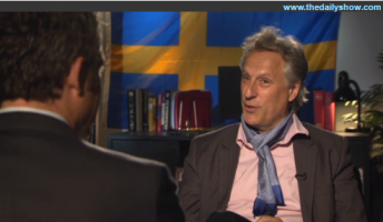 Swede dreams, The Daily Show 2011